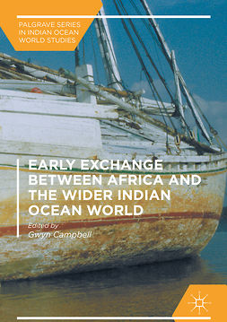 Campbell, Gwyn - Early Exchange between Africa and the Wider Indian Ocean World, e-bok
