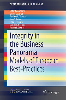 Alistar, Victor T. - Integrity in the Business Panorama, ebook
