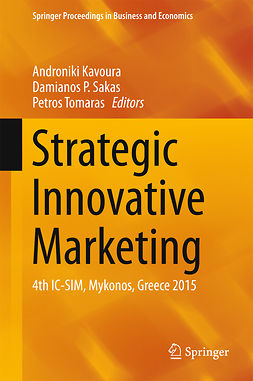 Kavoura, Androniki - Strategic Innovative Marketing, e-bok