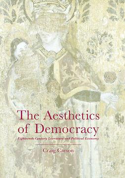 Carson, Craig - The Aesthetics of Democracy, ebook