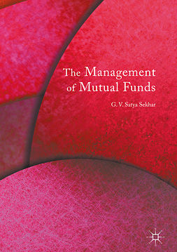 Sekhar, G.V. Satya - The Management of Mutual Funds, ebook