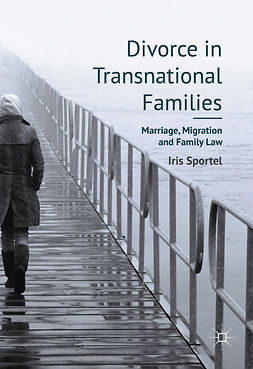 Sportel, Iris - Divorce in Transnational Families, e-bok