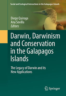 Quiroga, Diego - Darwin, Darwinism and Conservation in the Galapagos Islands, ebook