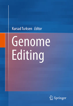 Turksen, Kursad - Genome Editing, ebook
