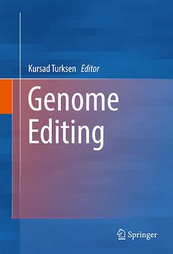 Turksen, Kursad - Genome Editing, e-bok