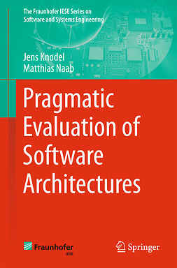 Knodel, Jens - Pragmatic Evaluation of Software Architectures, e-bok