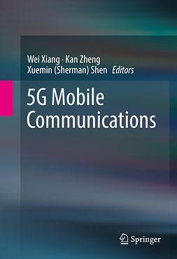 Shen, Xuemin (Sherman) - 5G Mobile Communications, e-bok