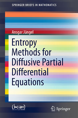 Jüngel, Ansgar - Entropy Methods for Diffusive Partial Differential Equations, e-kirja