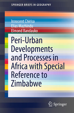 Bandauko, Elmond - Peri-Urban Developments and Processes in Africa with Special Reference to Zimbabwe, e-bok