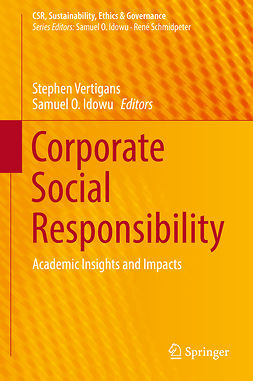 Idowu, Samuel O. - Corporate Social Responsibility, ebook