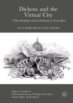 Murail, Estelle - Dickens and the Virtual City, ebook