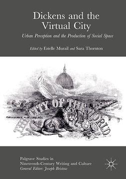 Murail, Estelle - Dickens and the Virtual City, e-bok