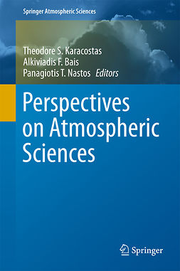 Bais, Alkiviadis - Perspectives on Atmospheric Sciences, e-bok
