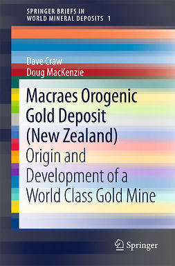 Craw, Dave - Macraes Orogenic Gold Deposit (New Zealand), ebook