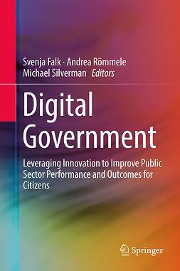 Falk, Svenja - Digital Government, ebook