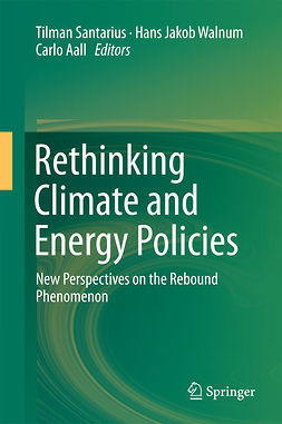 Aall, Carlo - Rethinking Climate and Energy Policies, e-bok