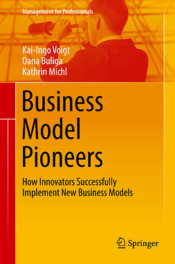 Buliga, Oana - Business Model Pioneers, ebook