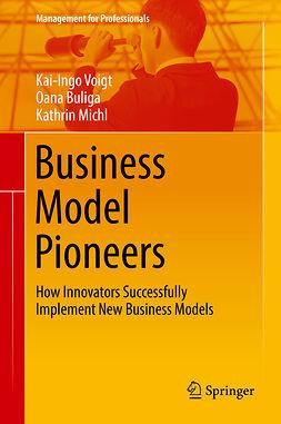 Buliga, Oana - Business Model Pioneers, e-bok
