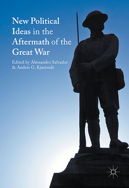 Kjøstvedt, Anders G. - New Political Ideas in the Aftermath of the Great War, e-bok