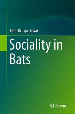 Ortega, Jorge - Sociality in Bats, ebook