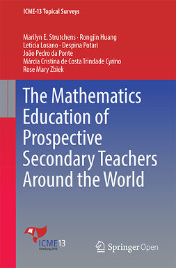 Cyrino, Márcia Cristina de Costa Trindade - The Mathematics Education of Prospective Secondary Teachers Around the World, ebook