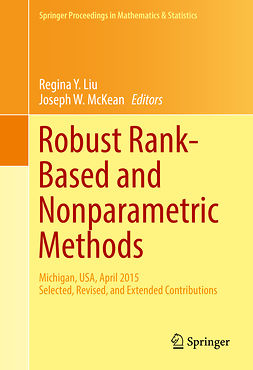 Liu, Regina Y. - Robust Rank-Based and Nonparametric Methods, ebook