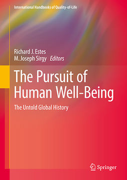 Estes, Richard J. - The Pursuit of Human Well-Being, ebook