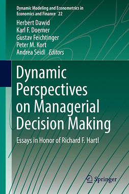 Dawid, Herbert - Dynamic Perspectives on Managerial Decision Making, ebook