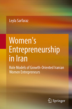 Sarfaraz, Leyla - Women's Entrepreneurship in Iran, e-bok