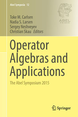 Carlsen, Toke M. - Operator Algebras and Applications, e-bok