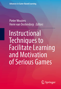 Oostendorp, Herre van - Instructional Techniques to Facilitate Learning and Motivation of Serious Games, ebook
