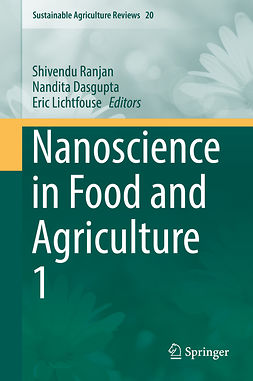 Dasgupta, Nandita - Nanoscience in Food and Agriculture 1, e-bok