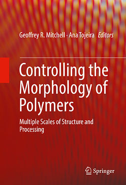 Mitchell, Geoffrey R. - Controlling the Morphology of Polymers, ebook