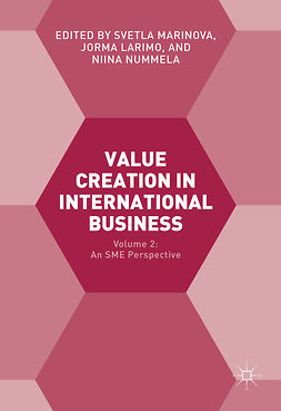 Larimo, Jorma - Value Creation in International Business, e-bok
