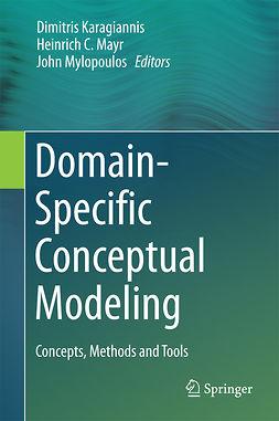 Karagiannis, Dimitris - Domain-Specific Conceptual Modeling, ebook