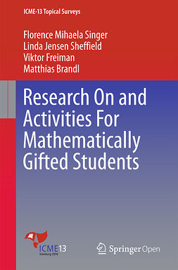 Brandl, Matthias - Research On and Activities For Mathematically Gifted Students, ebook