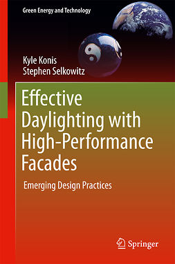 Konis, Kyle - Effective Daylighting with High-Performance Facades, ebook