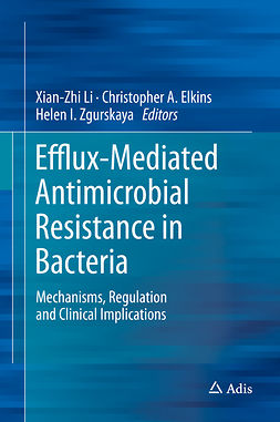 Elkins, Christopher A. - Efflux-Mediated Antimicrobial Resistance in Bacteria, e-bok