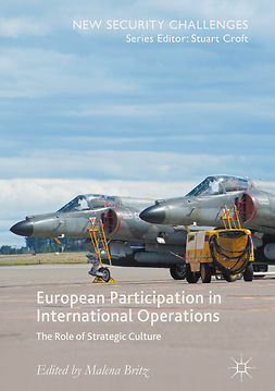 Britz, Malena - European Participation in International Operations, ebook