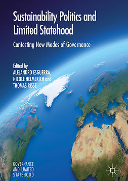 Esguerra, Alejandro - Sustainability Politics and Limited Statehood, ebook