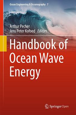 Kofoed, Jens Peter - Handbook of Ocean Wave Energy, ebook