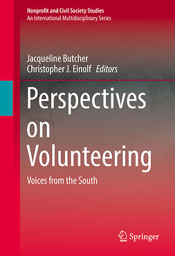 Butcher, Jacqueline - Perspectives on Volunteering, e-kirja