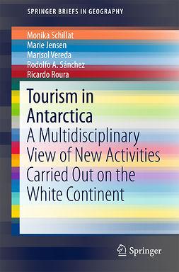Jensen, Marie - Tourism in Antarctica, e-kirja