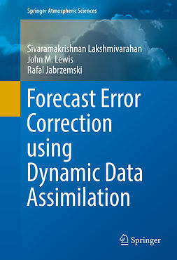 Jabrzemski, Rafal - Forecast Error Correction using Dynamic Data Assimilation, ebook