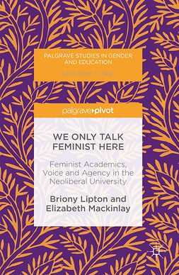 Lipton, Briony - We Only Talk Feminist Here, ebook