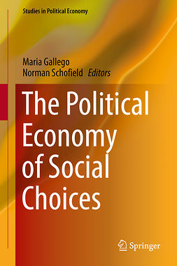 Gallego, Maria - The Political Economy of Social Choices, ebook