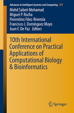 Fdez-Riverola, Florentino - 10th International Conference on Practical Applications of Computational Biology & Bioinformatics, ebook