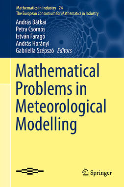 Bátkai, András - Mathematical Problems in Meteorological Modelling, ebook