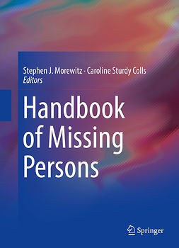 Colls, Caroline Sturdy - Handbook of Missing Persons, e-bok