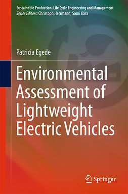Egede, Patricia - Environmental Assessment of Lightweight Electric Vehicles, ebook